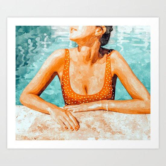 Mi Bebida Por Favor #painting #summer by 83oranges