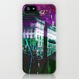 65. intramatic iPhone Case