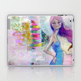 Perfect Little by Jane Davenport Laptop & iPad Skin