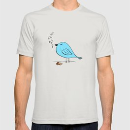 Early Bird Song T-shirt