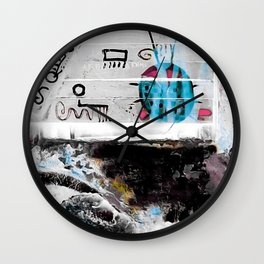 LADYBUG no4 Wall Clock
