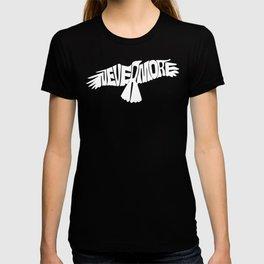 Nevermore Of Light | Edgar Allen Poe T-shirt
