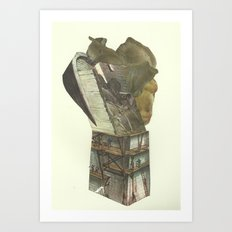 Torre Art Print