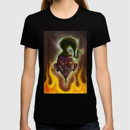 Rebel Shrunken Head T-shirt