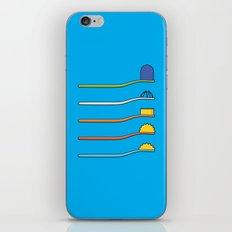The Simpsodynes iPhone Skin