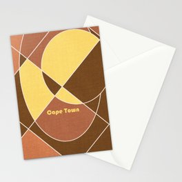 Cape Town Mosaic Stationery Cards