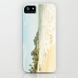 Polo Beach Maui Hawaii iPhone Case
