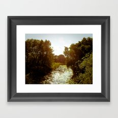Inclination to Roam Framed Art Print