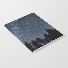 Milky Way in the Woods | Nature and Landscape Photography Notebook