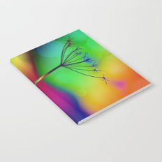Butterfly... You My Friend, Are A Victim Of Disorganised Thinking... Notebook