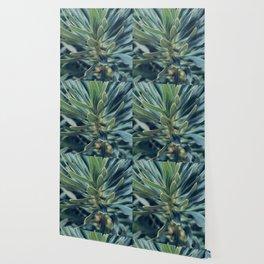 Leaves of Green Wallpaper