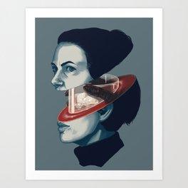 Theo Crain Art Print