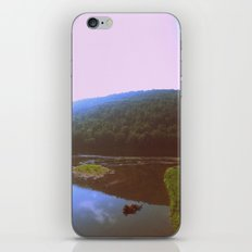 Staring Off Lost In A Beautiful Daydream iPhone & iPod Skin