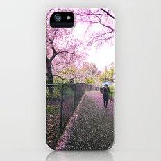 New York City Springtime Path Slim Case iPhone (5, 5s)