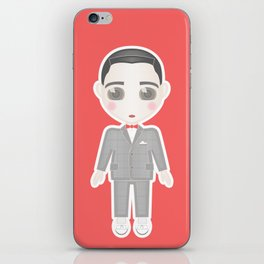 Pee-Wee Herman iPhone Skin