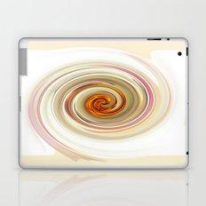 Orchid swirl Laptop & iPad Skin