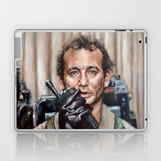 Bill Murray / Ghostbusters / Peter Venkman Laptop & iPad Skin