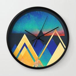 Fractions B24 Wall Clock