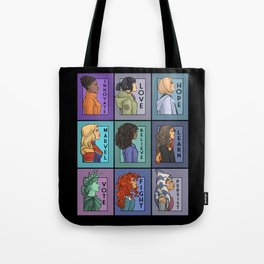 She Series - Version 2 Tote Bag