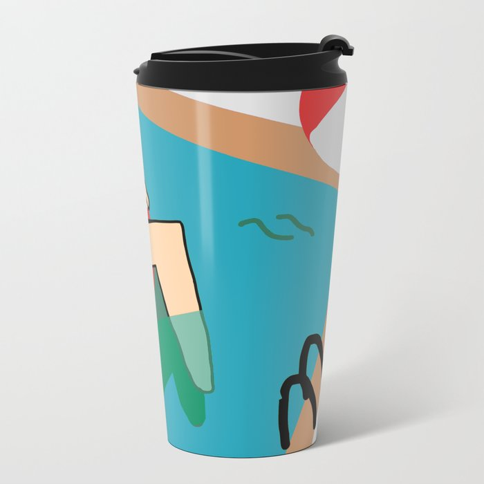 summer 1 Travel Mug