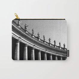 St Peters Square Rome Carry-All Pouch