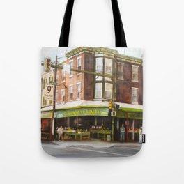 Italian Market Philadelphia Tote Bag