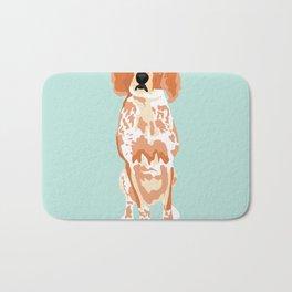 George Sitting Bath Mat