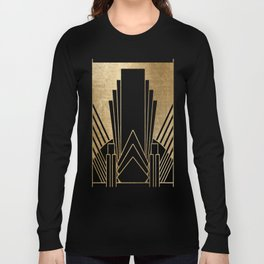 Art deco design Long Sleeve T-shirt