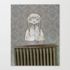 Ghost no. 1 Canvas Print