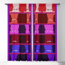Electric Company Blackout Curtain