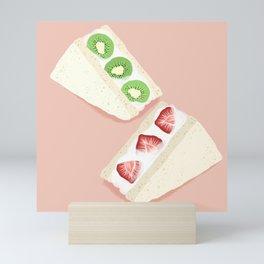 Fruit Sandos Mini Art Print