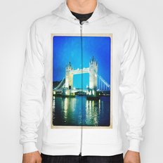 I love Tower Bridge Hoody
