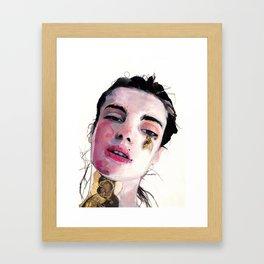 Anonymous Madonna Framed Art Print