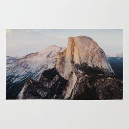 Yosemite National park Rug