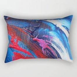 Flesh Wound Rectangular Pillow