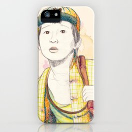 Short Round - Secondary character? Never! iPhone Case