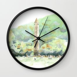 St. Kevin's Wall Clock