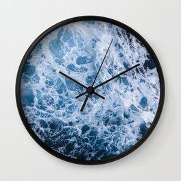 Open Ocean Wall Clock