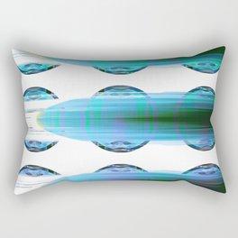 Fabric Wet Paint 3. Rectangular Pillow