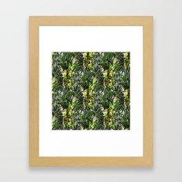 Greenery... Framed Art Print