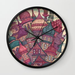Bells & Whistles Wall Clock