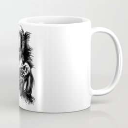 Waterbrushed Flying Insect Coffee Mug