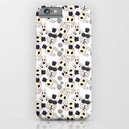 Hollow Knight Cluster Emotion 1-2 iPhone Case