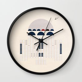 Retro R2 Wall Clock