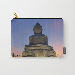 Big Buddha at Sunset Phuket, Thailand Carry-All Pouch