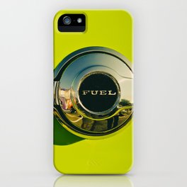 Give Me Fuel iPhone Case