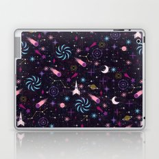 Galaxy Glitch Laptop & iPad Skin