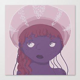 Jellymaid Canvas Print