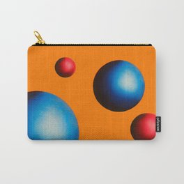 One Perfect Sunrise in Orange Carry-All Pouch