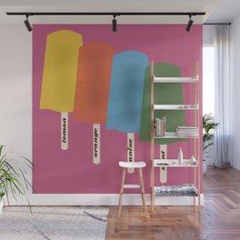 Vintage sweetness Wall Mural